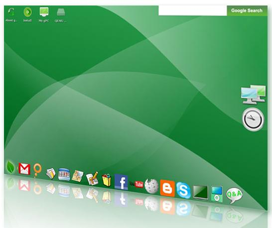 sistema operativo de google gos 3.1 Gos