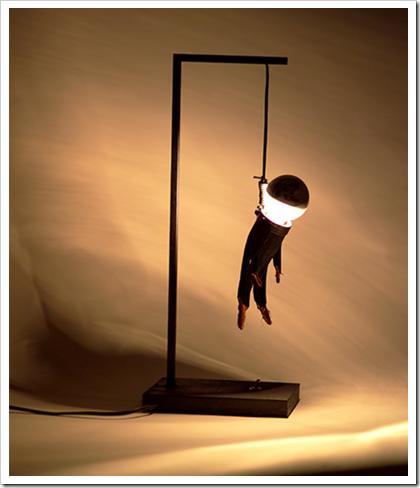 La l mpara del colgao ceslava for Imitacion replica lamparas diseno