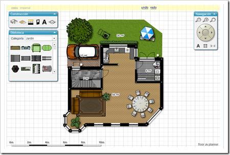 Creaci n de planos interactivos con floorplanner ceslava for Planos de muebles gratis en espanol