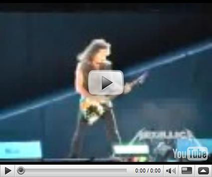 Videos Metallica: The Day That Never Comes de Death Magnetic ceslava 1