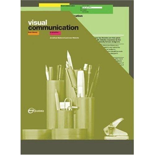 cubierta del libro Comunicación Visual